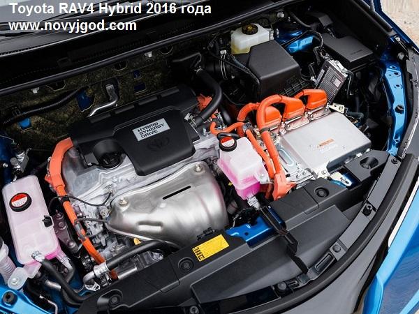 Toyota RAV4 2016 фото 53