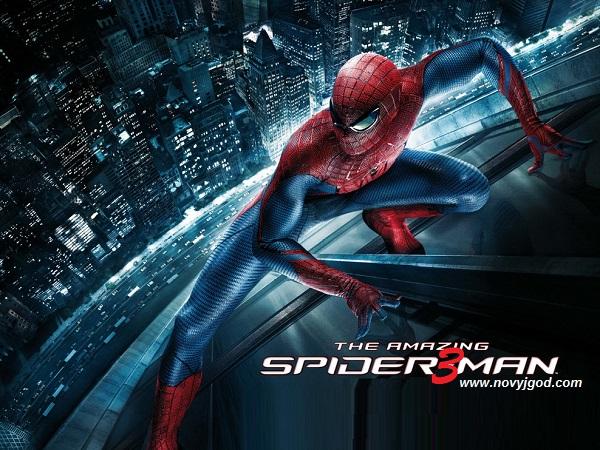 2016 Человек паук 3