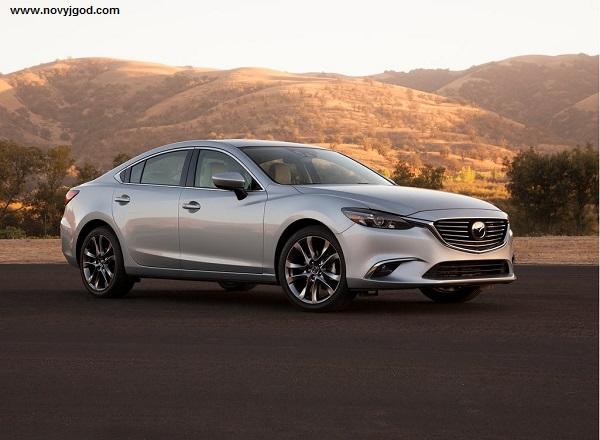 2016 Mazda 6 фото 1