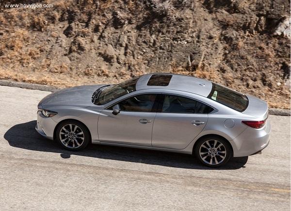 2016 Mazda 6 фото 11