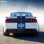 Ford Mustang Shelby GT350 2016: шестое поколение спорткара