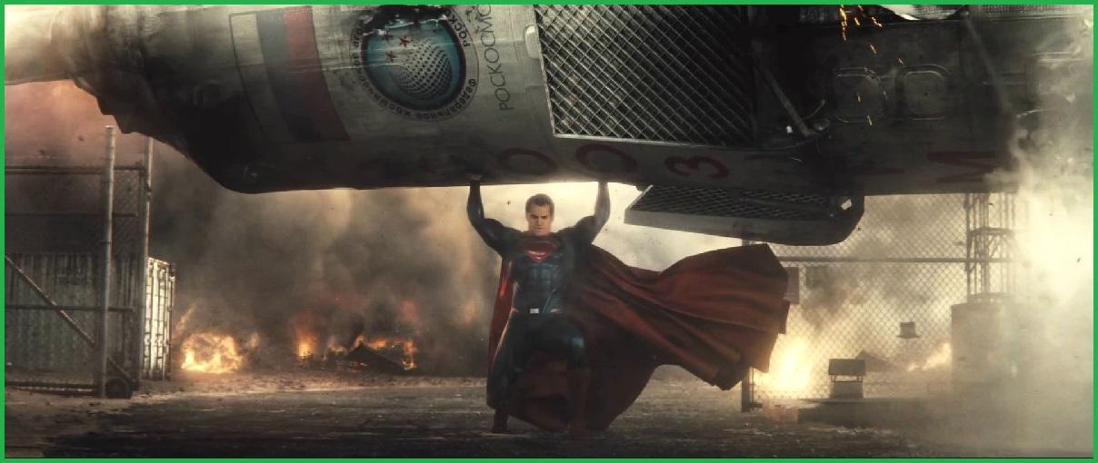 Бэтмен против Супермена На заре справедливости сюжет фильма