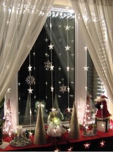 как можно украсить комнату на новый год