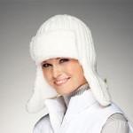 Модные вязаные шапки зима 2014 года