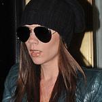 Модные зимние шапки Victoria Beckham