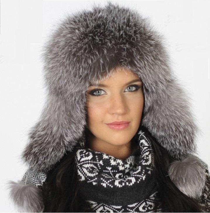 Модные меховые шапки зима 2014 года