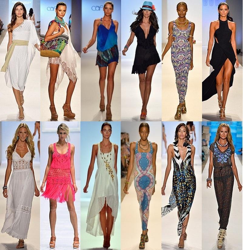 Что модно этим летом 2014 года мода 2014