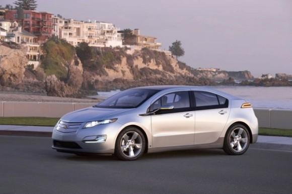 Новый Chevrolet Volt 2015 года фото