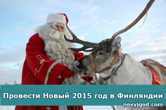 Провести Новый 2015 год в Финляндии