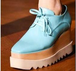 Модные ботинки осень-зима 2014-2015 года