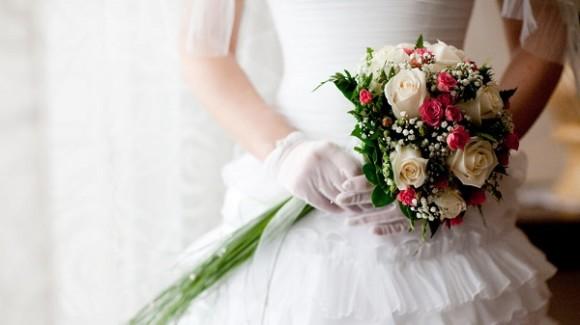 Модные свадебные платья 2015 года. Фото
