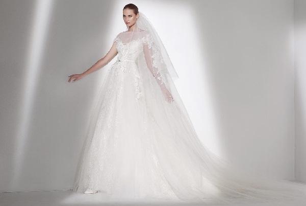 Пышные свадебные платья 2015 года