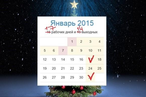Как отдыхаем на Новый год 2015 в январе