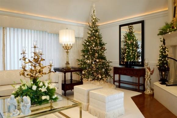 Как украсить квартиру на Новый Год 2015