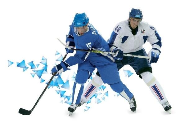 Клюшка для хоккея в подарок на Новый год