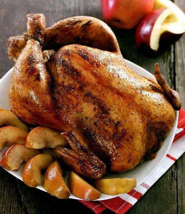 Как приготовить бедра куриные в тесте