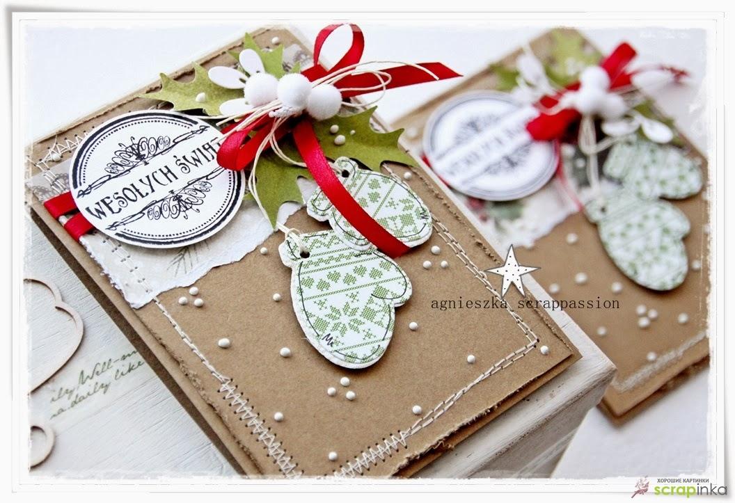 Необычные новогодние открытки своими руками фото