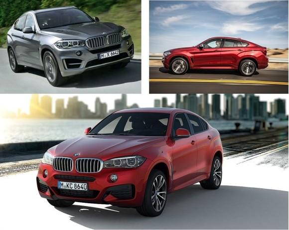 BMW X6 2015 фото