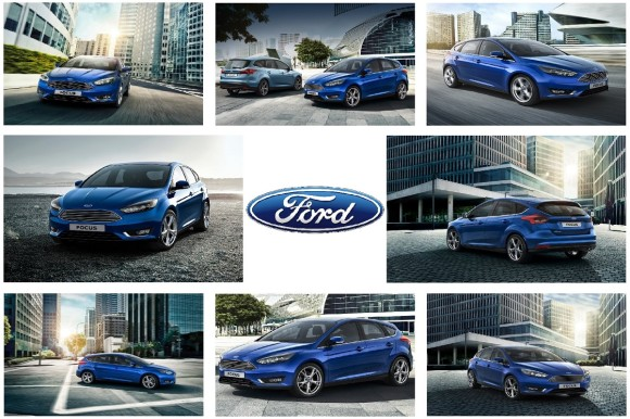Ford Focus 2015 фото