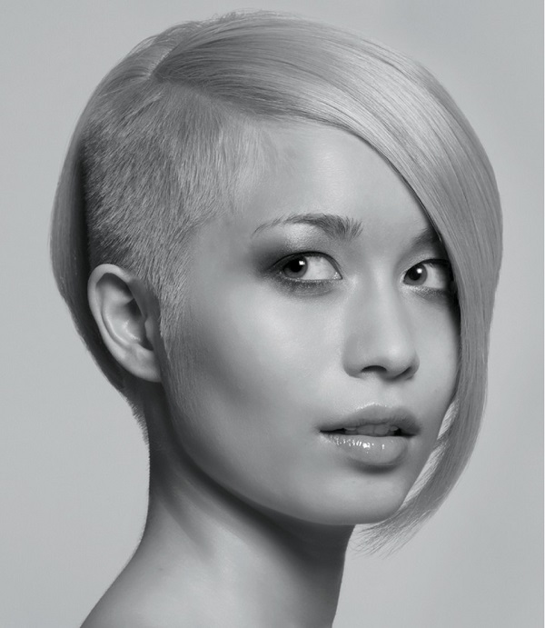 Стрижки коротких волос 2015 фото новинки