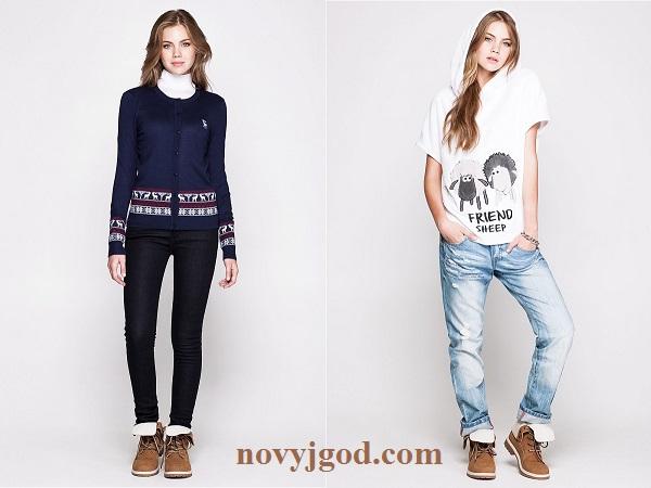 Какие джинсы сейчас в моде 2015 фото