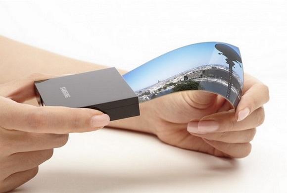 Гибкие смартфоны от Samsung 2015 года новинка