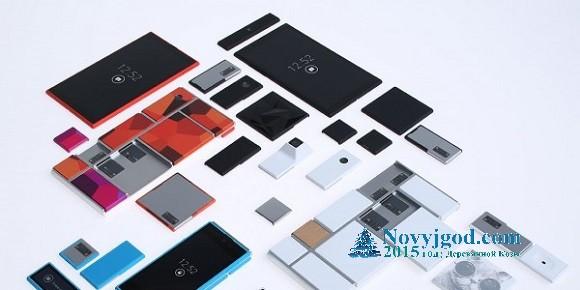 Первые модульные смартфоны Ara выйдут в 2015 году