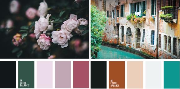 Популярные цвета 2015