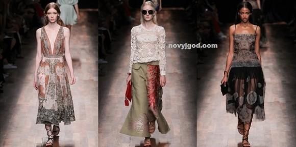 Тенденции моды весна - лето 2015
