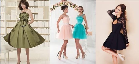 Модные выпускные платья на 2015 год