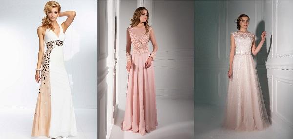 2fe06481074 ... остановить свой выбор на моделях длинных платьев на выпускной вечер.  Такие наряды одинаково подойдут как худощавым