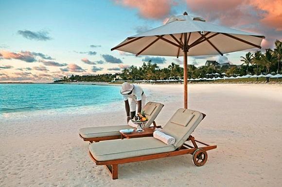 Отдых на морском побережье