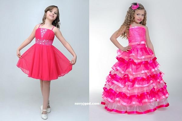 Выпускные платья 2015 на 4 класс