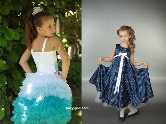 Платья на выпускной в 4 классе