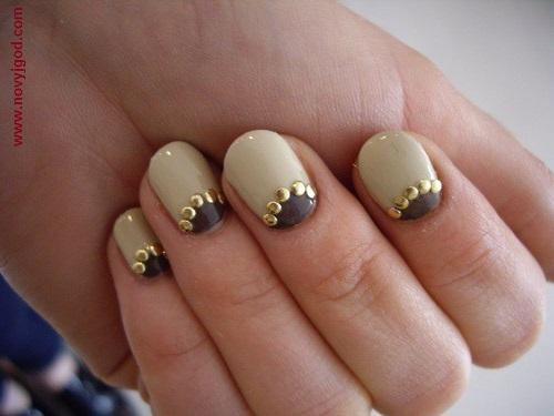 Формы ногтей маникюр своими руками фото 83