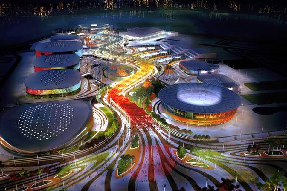 Олимпиада 2016 года