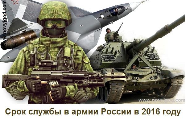 Cрок службы в армии России в 2016 году. Призыв в армию. Сколько служат приз ...