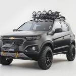 Chevrolet Niva 2016: новая агрессивная модель автомобиля