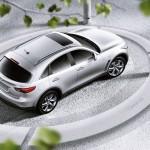 Infiniti QX70 2016: новая дизайнерская концепция люксовой марки автомобилей.