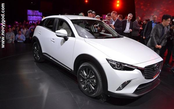 Mazda СХ-3 2016 фото 1
