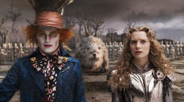 Выход продолжения фильма Алиса в Зазеркалье запланирован на май 2018 года