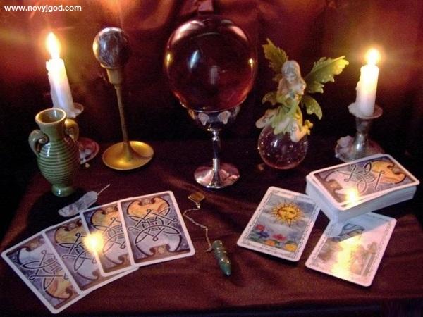 Гадания на Новый год 2016: веселье и мистика