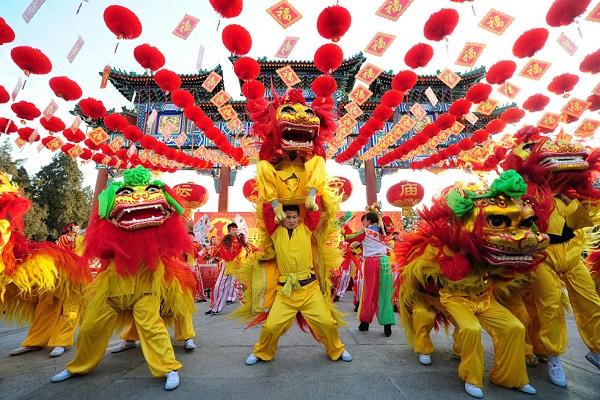 Дата китайского Нового года 2016