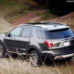 2016 Ford Explorer: новый надежный внедорожник