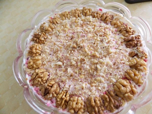 Пошаговый рецепт с фото салата Любовница