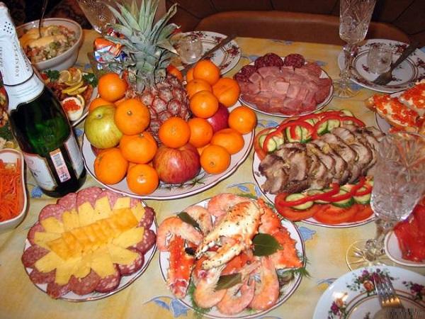 12 новогодних блюд