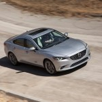 Mazda 6 2016: обзор новой модели известного автопроизводителя