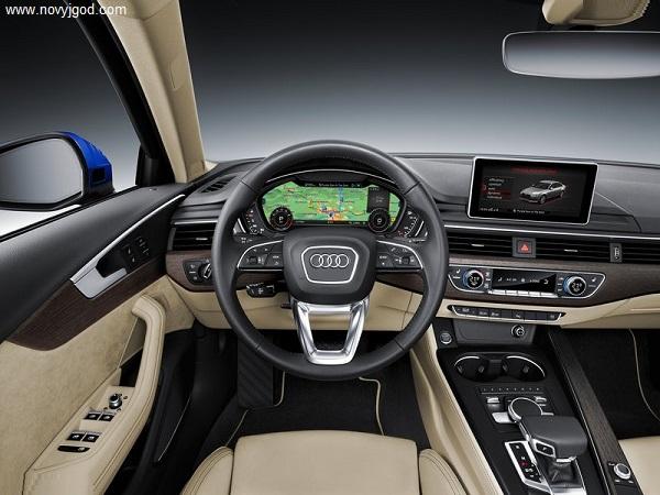 Audi A4 2016 фото 6