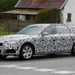 Audi A4 Avant 2016: новый интегрированный универсал