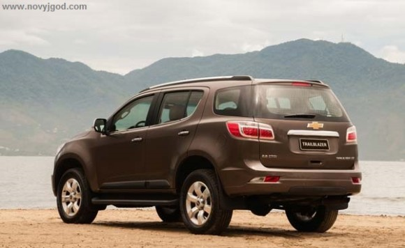 Chevrolet TrailBlazer 2016 фото 4